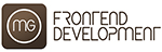 Logo MG Frontend Development